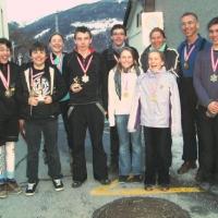 Bundesschimeisterschaften in Zell am See