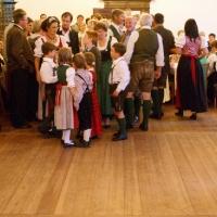 150 Jahrfeier Festakt Volkstanz