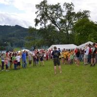 48. Jahnwanderung Ziel Gmunden: Tag 1