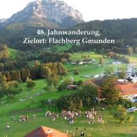 48. Jahnwanderung Ziel Gmunden: Zeltstadt