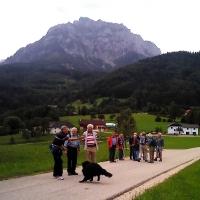 Jahnwanderung Montag Turner 18.7.2011