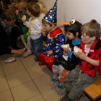 Kinder-Fasching 2011