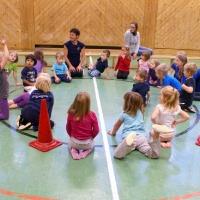 Turnstunde Kleinkinder ab 4 Jahre