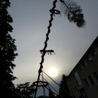 Maibaumaufschmeissen 2012