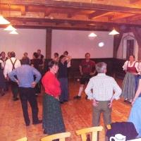 Volkstanz beim 'Bauer im Schlag' 2012