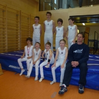 Landesmeisterschaften Geräteturnen in Grieskirchen