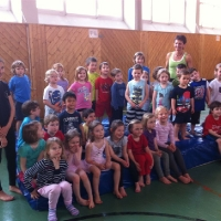 MUKI und Kleinkinderturnen April 2013