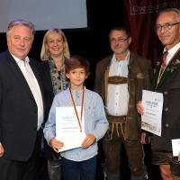 Sportlerehrung Stadt Gmunden 2013