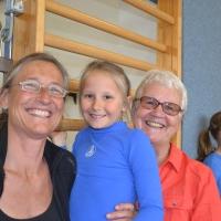 Bezirksmeisterschaften Geräteturnen in Bad Ischl 2014