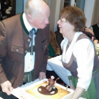 Ehrenobmann Hans Hernler 80. Geburtstag