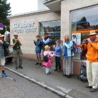 Jahnwanderung nach Bad Goisern, Hallstättersee