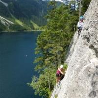 Klettersteig Schnupperkurs mit Tbr. Herwig Mandl