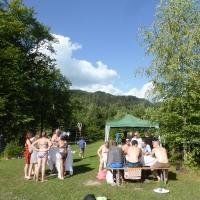 Badeplatzfest, Juli 2018