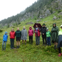 Bergturnfest am Elmsee, Pühringer Hütte, Juli 2018