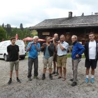 Postalm Klettersteig, Juli 2018