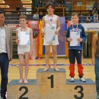 Bezirksturnmeisterschaft in Gmunden, April 2019