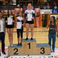 DSC03101 1. Laura Larsson, 2.Mira Freitas