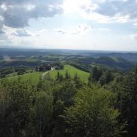47 P1020199 Blick von Grein nach Gmunden