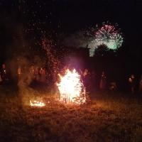 IMG-20190623-WA0013 Sonnwendfeuer 2019 mit Feuerwerk