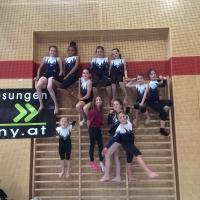 IMG-20190505-WA0005 Jungturnerinnen, Gruppenbild,, Sprossenwand