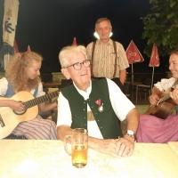 Woch'nteiln beim Hois'n mit der Turnermusi, Juli 2020